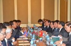 Đột phá trong hợp tác GTVT Việt Nam-Campuchia