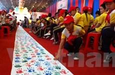 Thiết lập kỷ lục số lượng dấu tay lớn nhất Việt Nam