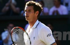 Wimbledon 2009: Federer, Murray thẳng tiến