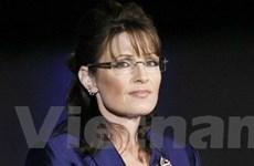 Mỹ: Nữ Thống đốc Sarah Palin bất ngờ từ chức
