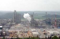 Dung Quất xuất lô khí hóa lỏng LPG đầu tiên