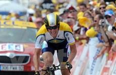 Armstrong trở lại Tour de France sau 3 năm