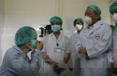 Việt Nam có 248 ca dương tính với virus H1N1
