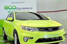 """Hàn Quốc quyết tâm """"xanh hóa"""" nền công nghiệp"""