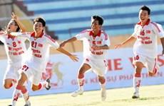 Khởi tranh vòng chung kết Giải bóng đá U17 quốc gia