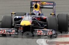 Grand Prix Đức: Webber lần đầu giành pole