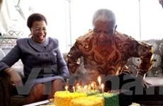 Kỷ niệm sinh nhật nhà lãnh tụ Nelson Mandela