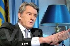 Tổng thống Yushchenko tranh cử nhiệm kỳ hai