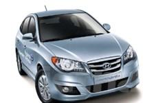 Elantra LPI - mẫu xe hybrid đầu tiên của Hyundai