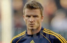 Nhiều khả năng Beckham trở lại Premier League