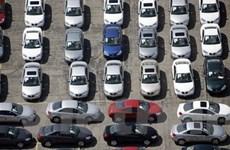 Mỹ chi 1 tỷ USD để thúc đẩy doanh số bán ôtô