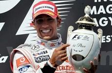 Chặng 10 Grand Prix Hungary: Hamilton trở lại