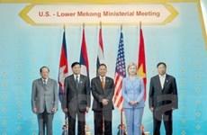 Mỹ viện trợ 4 nước vùng Mekong 150 triệu USD