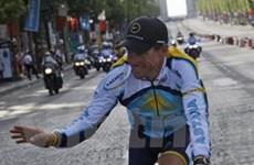 Armstrong khoái Radioshack hơn Contador