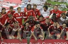 MU thất thủ, Bayern đăng quang Audi Cup