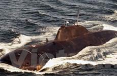 Nga tiếp tục chạy thử tàu ngầm hiện đại Nerpa