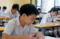 Hà Nội thanh tra công tác tuyển sinh 2009-2010