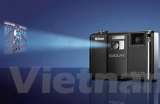 Nikon ra mắt máy ảnh có tính năng máy chiếu