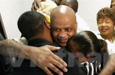 Tự do sau 23 năm ngồi tù oan vì xét nghiệm ADN