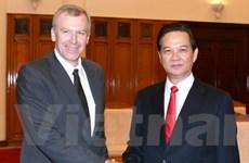 Thúc đẩy quan hệ hợp tác Việt-Bỉ đi vào chiều sâu