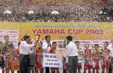 Hải Dương vô địch giải bóng đá nhi đồng toàn quốc