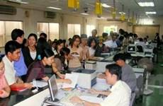 Công khai thủ tục hành chính lĩnh vực lao động