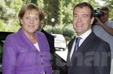 Nga-Đức thúc đẩy các thỏa thuận kinh tế chiến lược