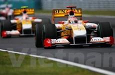 Renault được phép dự Grand Prix châu Âu