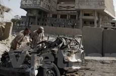 Iraq bắt giữ nhóm gây vụ khủng bố đẫm máu