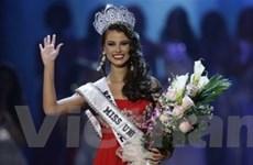 Venezuela lần thứ 6 giành ngôi Hoa hậu Hoàn vũ