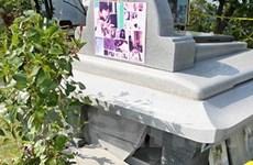 Kẻ đánh cắp tro cốt Choi Jin Shil đã bị bắt