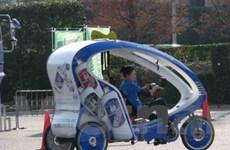 Tài xế velotaxi - một nghề thú vị ở Nhật Bản