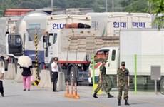 Triều Tiên dỡ bỏ các hạn chế tại biên giới hai miền