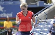 Kim Clijsters mở màn thành công tại US Open