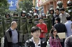 An ninh tiếp tục được siết chặt ở Urumqi