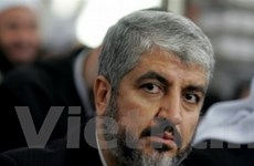 Thủ lĩnh Hamas nỗ lực hòa giải nội bộ Palestine
