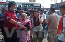 Ít nhất 5 người chết trong vụ đắm phà ở Philippines