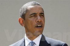 Ông Obama tập dượt cho bài phát biểu quan trọng