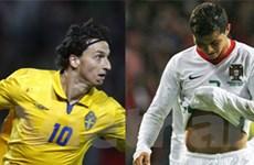 Hy vọng muộn mằn của Ibrahimovic và Ronaldo