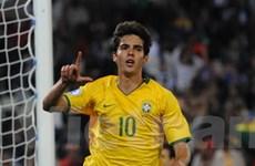 Kaka muốn Argentina được dự World Cup 2010