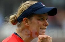 Kim Clijsters tái lập chiến tích đánh bại Venus