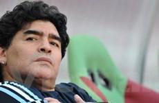 Argentina thất bại với canh bạc Maradona?