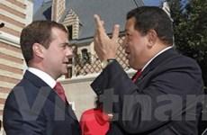 Nga-Venezuela đẩy mạnh hợp tác song phương
