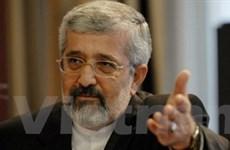 Iran sẽ không đình chỉ hoạt động làm giàu urani