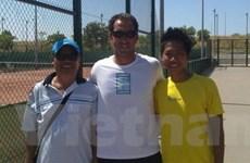 Trần Nam Sơn - niềm hy vọng của tennis Việt Nam