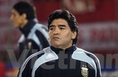 Nhiều ngôi sao ở châu Âu bị Maradona cho ra rìa