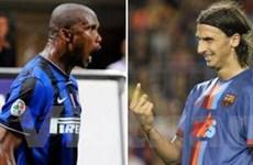 Ibrahimovic - Eto'o: Ai sẽ là người hùng?