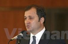 Quốc hội Moldova thông qua thành phần chính phủ