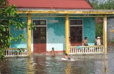 Quảng Bình: 1 người chết, 4.000 ngôi nhà ngập nước