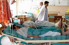 Nổ mìn ở Afghanistan, 30 dân thường thiệt mạng